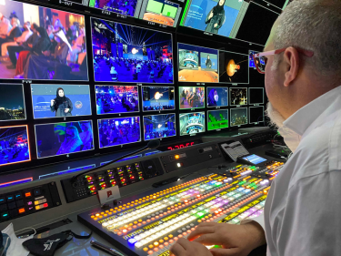 UAE Broadcasters Reach for the Stars with FOR-A video switchers