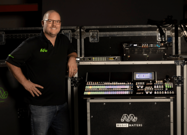 12G 4K Workflow for Concerts and Live Events