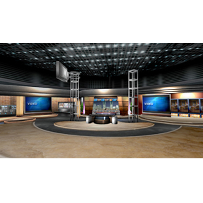 Professional Video Products Virtual Studio | Products | FOR-A