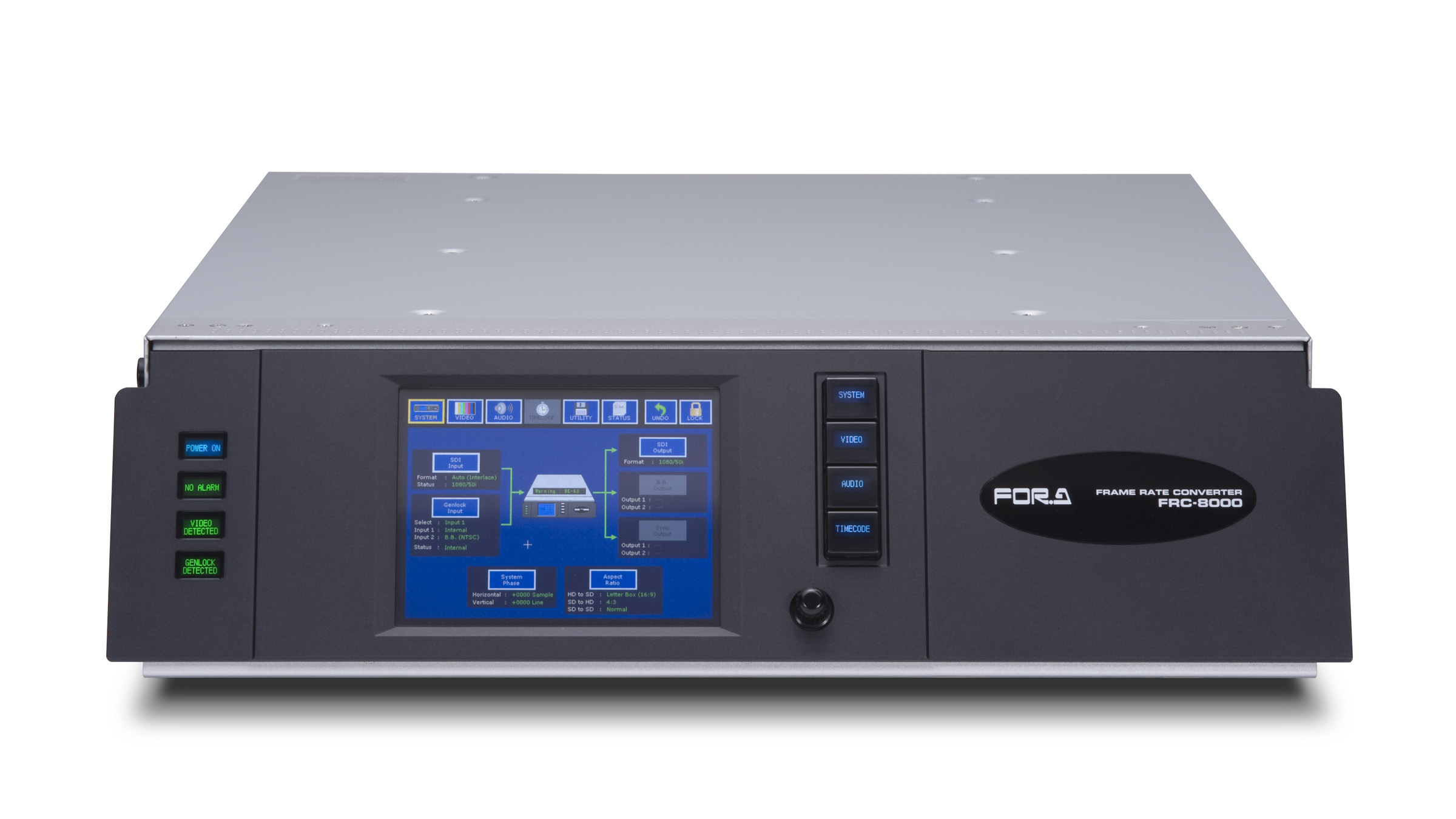 FRC-8000 - PRODUCTS - FOR-A