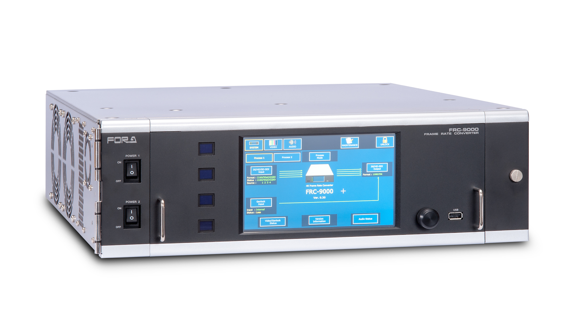 FRC-9000 - PRODUCTS - FOR-A