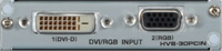 PC (DVI/VGA) Input Card
