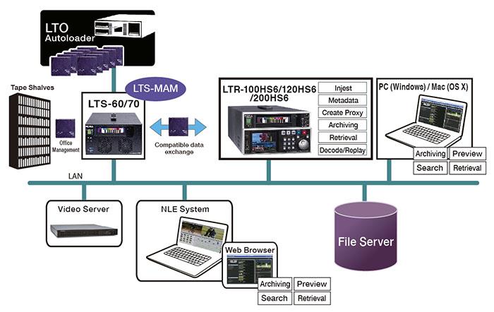 LTS Workflow
